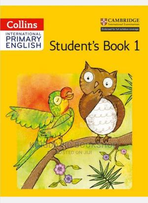 Collins International Primary English Text Work Book 1   Books & Games for sale in Lagos State, Surulere