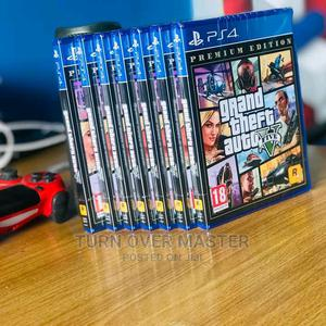 Ps4 Grand Theft Auto V | Video Games for sale in Lagos State, Ikeja