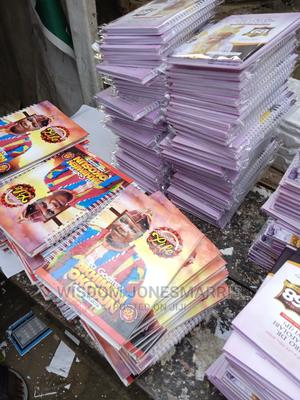 Programme Booklets | Computer & IT Services for sale in Lagos State, Ikotun/Igando