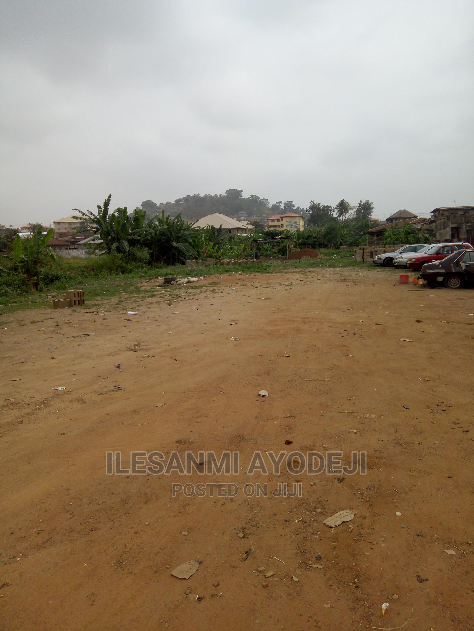 Archive: 3 and Half Plot of Land (2300sqm)