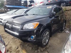 Toyota RAV4 2011 3.5 Sport Black | Cars for sale in Lagos State, Amuwo-Odofin