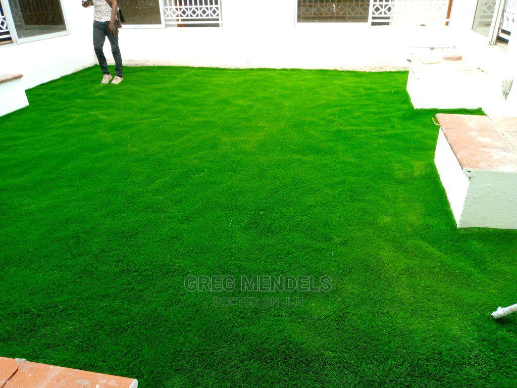 Artificial Green Carpet Grass Available for Sale in Nigeria