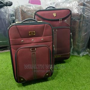 Swiss Polo Trolley Luggages. Colour Brown | Bags for sale in Lagos State, Ikeja