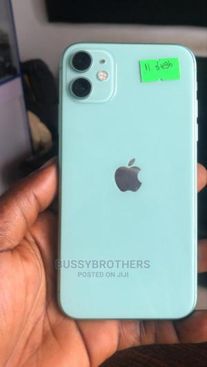 Apple iPhone 11 64 GB Gray   Mobile Phones for sale in Lagos State, Ikeja