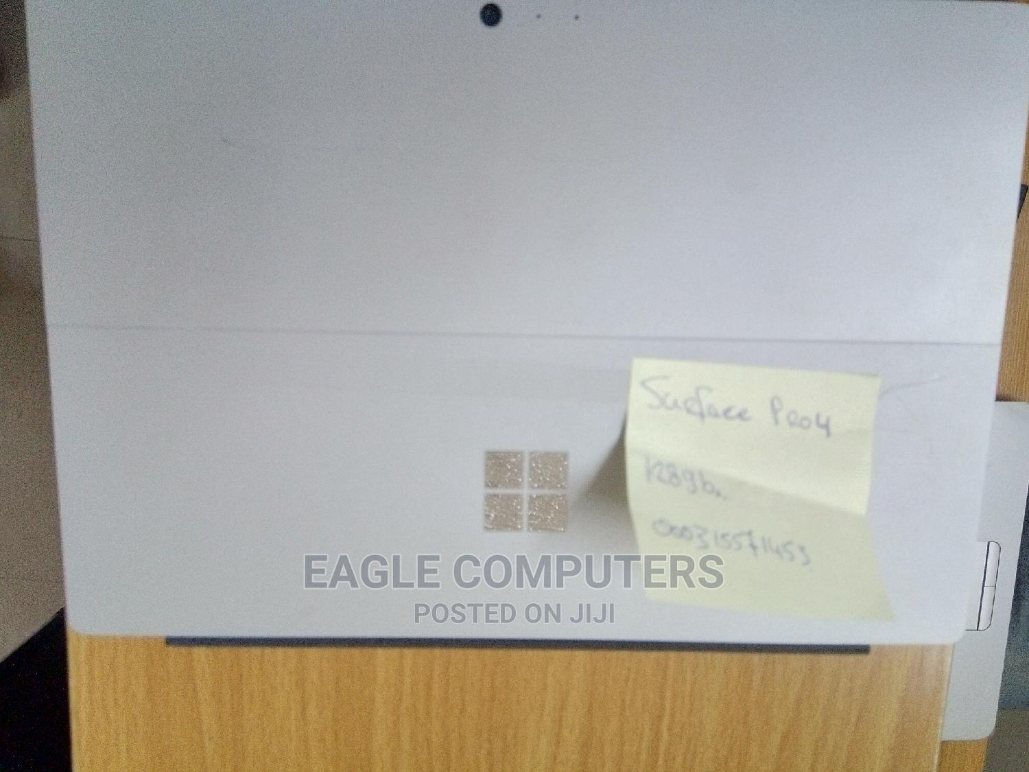 Laptop Microsoft Surface Pro 4 4GB Intel Core I5 SSD 128GB   Laptops & Computers for sale in Wuse, Abuja (FCT) State, Nigeria