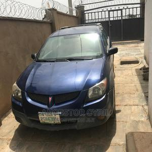 Pontiac Vibe 2004 Automatic Blue   Cars for sale in Abuja (FCT) State, Central Business District