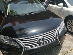 Lexus RX 2013 350 AWD Black | Cars for sale in Rivers State, Port-Harcourt