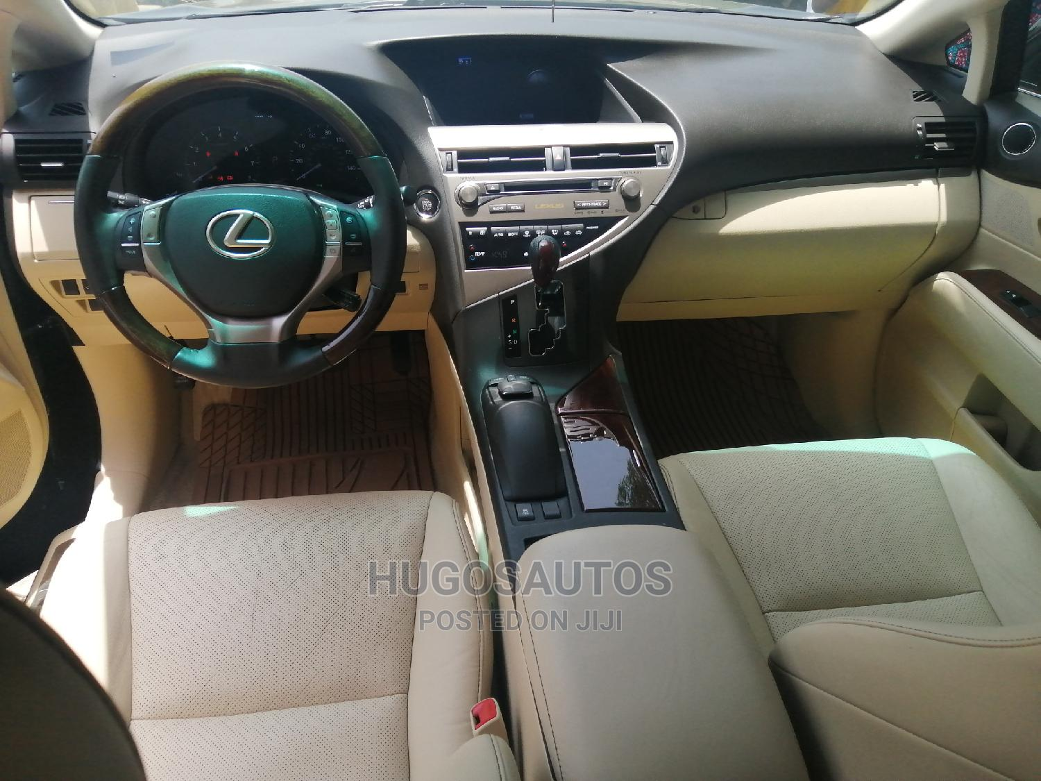 Lexus RX 2013 350 AWD Black | Cars for sale in Port-Harcourt, Rivers State, Nigeria