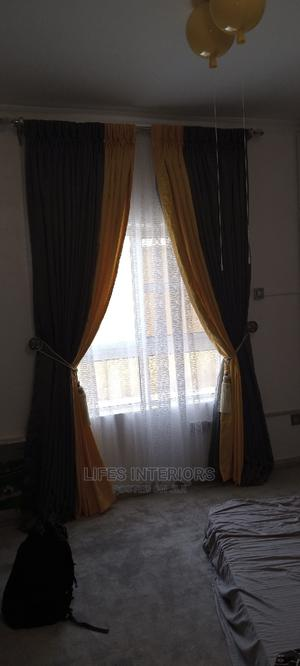 Excellent Home Curtains   Home Accessories for sale in Lagos State, Surulere