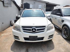 Mercedes-Benz GLK-Class 2012 350 White   Cars for sale in Lagos State, Ikeja
