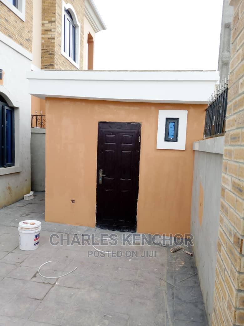 Archive: New 3bedrooms Semi Detached Duplex With Bq Isheri North Opic