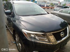 Nissan Pathfinder 2014 Blue | Cars for sale in Lagos State, Victoria Island