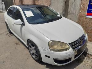 Volkswagen Jetta 2009 2.0 Comfortline White   Cars for sale in Lagos State, Surulere