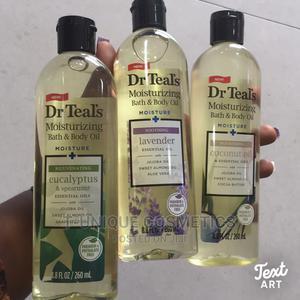 Dr Teal's Moisturizing Bath Body Oil 260ml | Skin Care for sale in Lagos State, Ikorodu