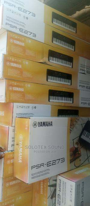 PSR-E273 Yamaha Keyboard | Musical Instruments & Gear for sale in Lagos State, Surulere