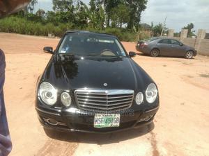 Mercedes-Benz E350 2008 Black | Cars for sale in Edo State, Ekpoma