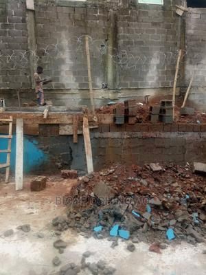 Uncompleted Building on Full 2 Plots of Land For Sale | Commercial Property For Sale for sale in Ikorodu, Ebute