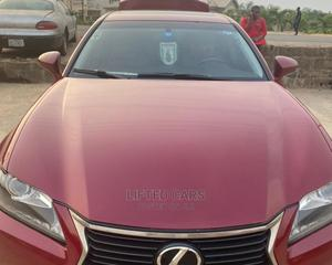 Lexus GS 2013 Red   Cars for sale in Lagos State, Ikeja