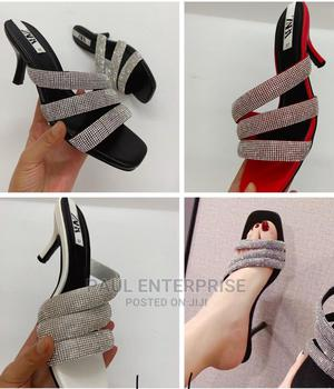 Beautiful High Quality Ladies Classic Designers Slippers   Shoes for sale in Abuja (FCT) State, Wuse