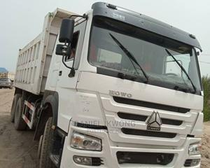 Chinese Howo Tipping Trucks for Hire | Logistics Services for sale in Lagos State, Ajah