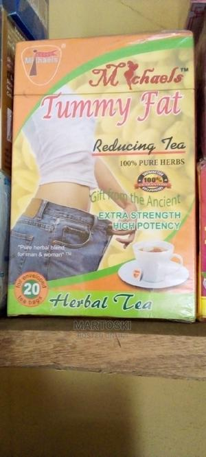 Michael's Tummy Fat Reducing Tea   Vitamins & Supplements for sale in Lagos State, Ikeja
