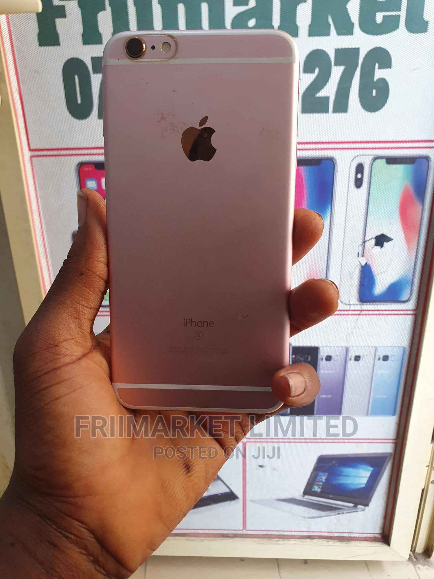 Apple iPhone 6s Plus 64 GB Gold