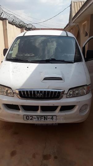 Hyundai H1/H200 2005 Model Diesel Engine. | Buses & Microbuses for sale in Oyo State, Ibadan