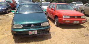 Volkswagen Golf 1999 2.0 Green   Cars for sale in Abuja (FCT) State, Kubwa