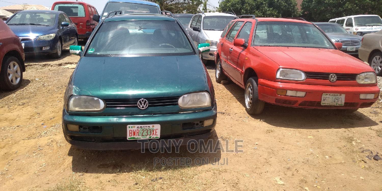 Archive: Volkswagen Golf 1999 2.0 Green