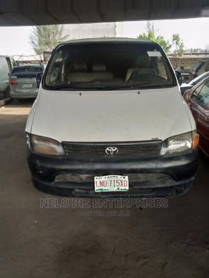 Toyota Hiace 2001 White | Buses & Microbuses for sale in Lagos State, Gbagada