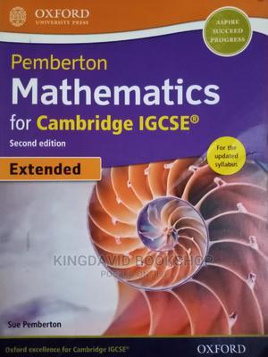 Pemberton Mathematics for Cambridge IGCSE   Books & Games for sale in Lagos State, Surulere