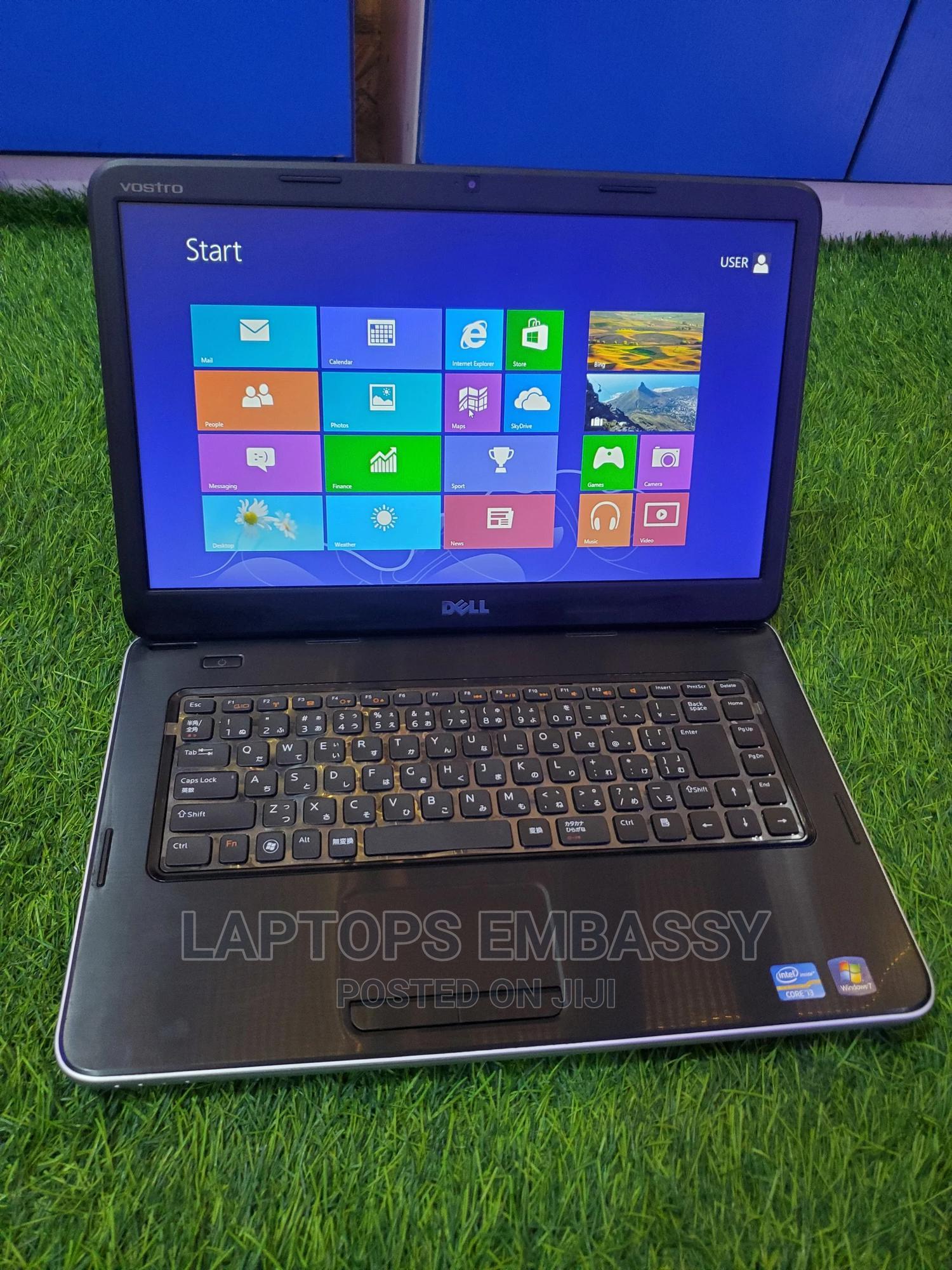 Archive: Laptop Dell Vostro 2520 4GB Intel Core I3 HDD 320GB