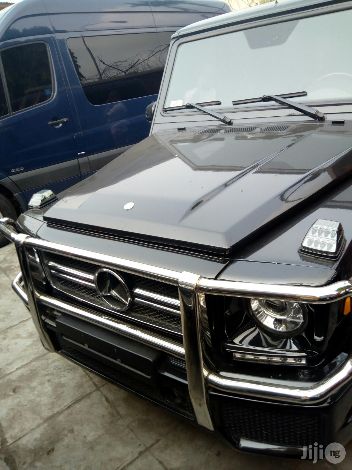Mercedes-Benz G-Class 2009 Black