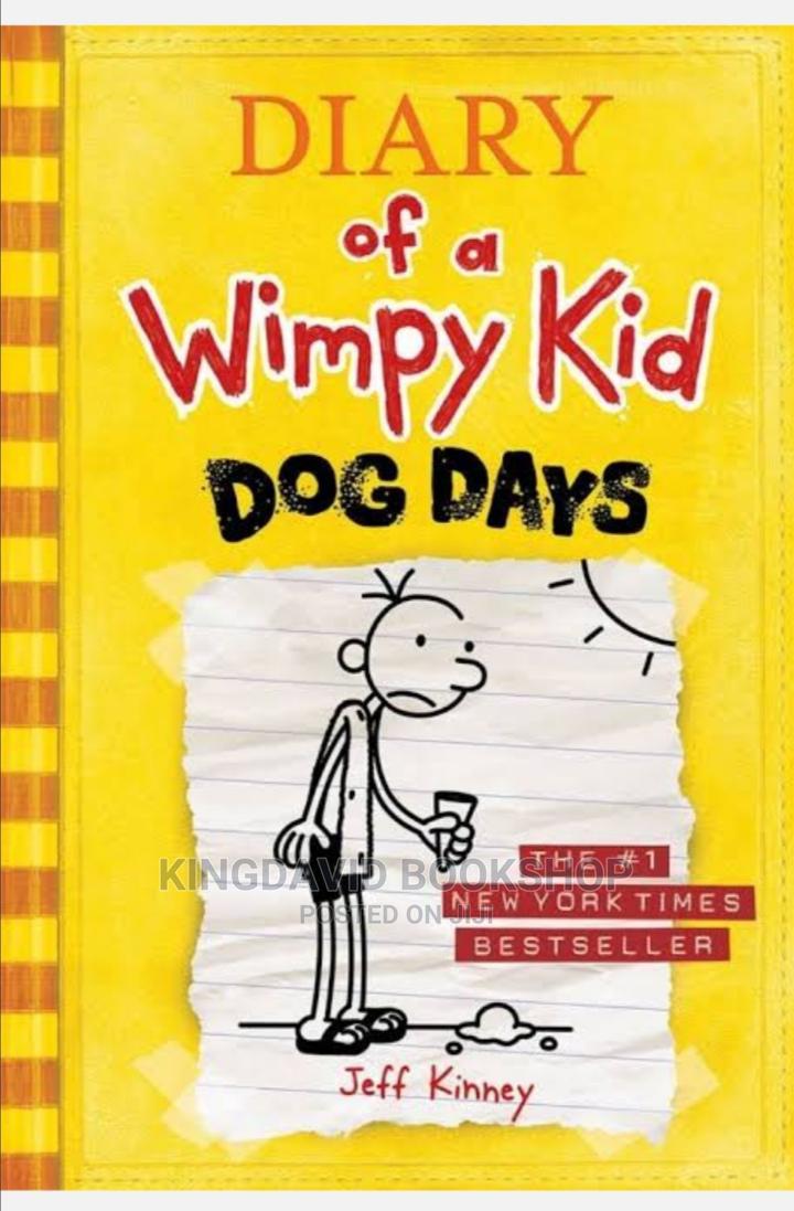 Diary of Wimpy Kid Dog Days