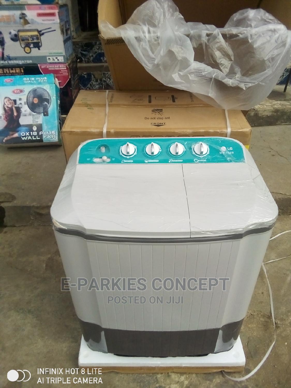 LG Washing Machine 8kg   Home Appliances for sale in Ikeja, Lagos State, Nigeria