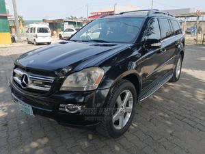 Mercedes-Benz GL Class 2008 GL 450 Black | Cars for sale in Lagos State, Amuwo-Odofin