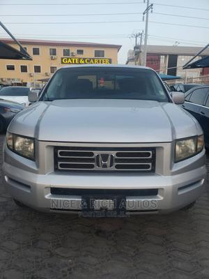 Honda Ridgeline 2008 Gray | Cars for sale in Lagos State, Lekki