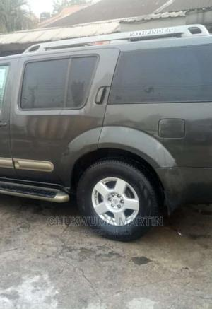 Nissan Pathfinder 2005 Gray | Cars for sale in Rivers State, Port-Harcourt