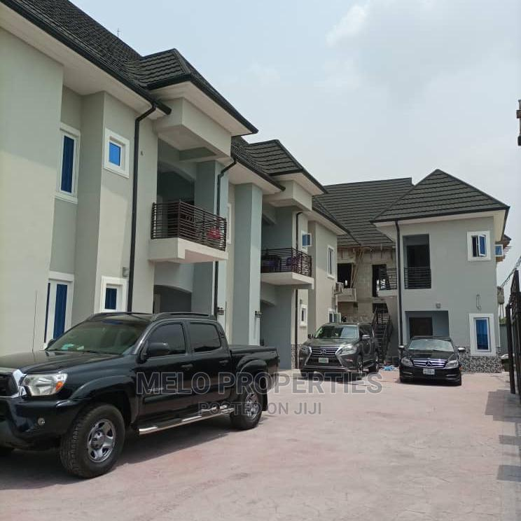 Soft 3 Bedroom Terrace Duplex To Let In An Estate In PH