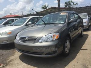 Toyota Corolla 2006 LE Gray   Cars for sale in Lagos State, Apapa