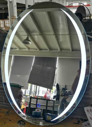 Sensor Enable LED Mirror | Home Accessories for sale in Lagos State, Orile