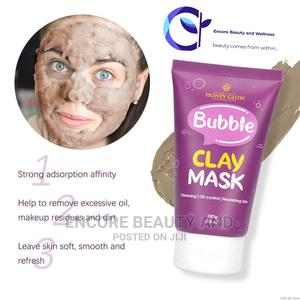 Bubble Clay Mask by Honey Glow   Skin Care for sale in Lagos State, Oshodi