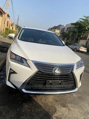 Lexus RX 2019 350 FWD White   Cars for sale in Lagos State, Ikeja