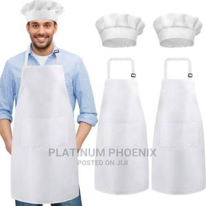 Chef's Apron And Cap   Clothing Accessories for sale in Oyo State, Ibadan