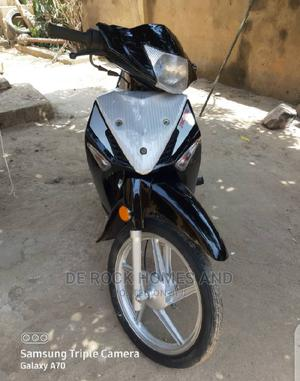 Jincheng JC 110-9 2017 Black   Motorcycles & Scooters for sale in Ogun State, Abeokuta North