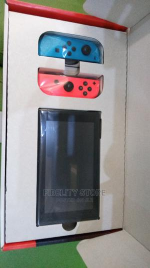 Nintendo Switch Console NEW   Video Game Consoles for sale in Lagos State, Ikeja