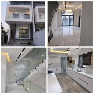 Luxury 4 Bedroom Semi Detached Duplex With Bq at Ikoyi | Houses & Apartments For Sale for sale in Lagos State, Ikoyi