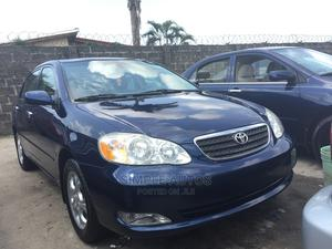 Toyota Corolla 2006 Blue   Cars for sale in Lagos State, Apapa