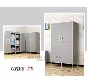 Mobile Steel Wardrobe | Furniture for sale in Lagos State, Lagos Island (Eko)