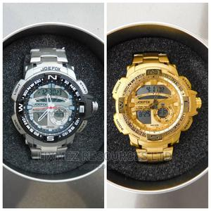 Joefox Gold and Silver   Watches for sale in Lagos State, Amuwo-Odofin